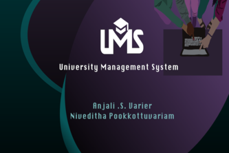 University Management  System (UMS)