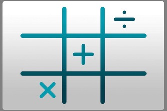 MathemaTIC-TAC-TOE