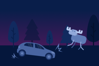Moose - An Early Traffic Warning System
