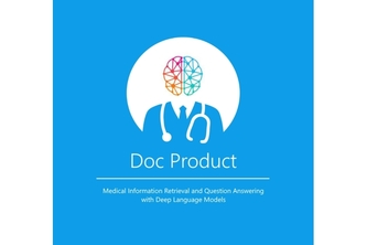 Doc Product: Medical Q&A with Deep Language Models