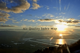 Air Quality Index Map