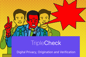 TripleCheck - Anti Deepfakes/Fake News through provenance