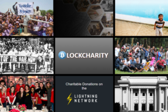 Blockcharity Space