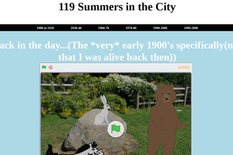 119 Years of Summer in the City
