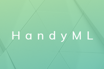 HandyML: Machine learning for non-datascientists
