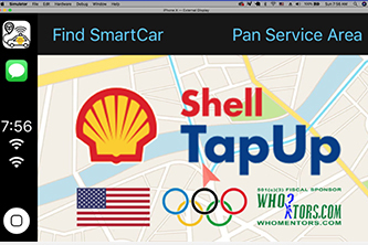 Shell TapUp (iOS CarPlay)