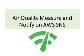 UiPath Air Quality Measure and Notify on AWS SNS