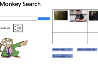 Monkey Search - Intelligent Video Search with Pytorch
