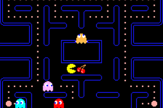 Pacman For Browser