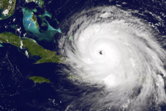 Forecasting financial impacts of natural disasters