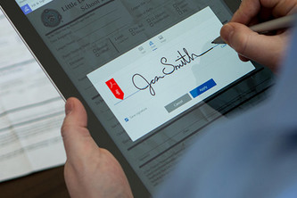 Did you DocuSign it yet?