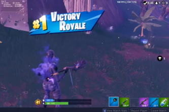 Victory Royale Tracker