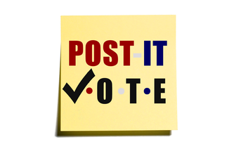 Post-it Vote