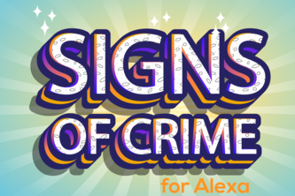 Signs of Crime by Adonous Tech