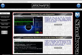 slackwareWebPageExample