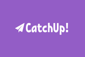 FINALIST: CatchUp!