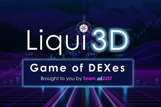 Liqui3D (Game of DEXes)