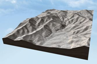 Terrain Mapping for Advanced Virtual Training
