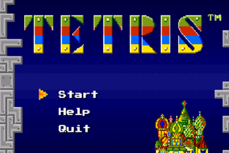 Twisted Tetris