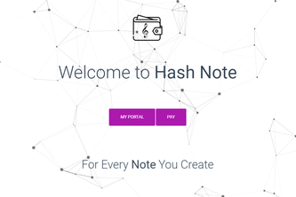 Hash Note