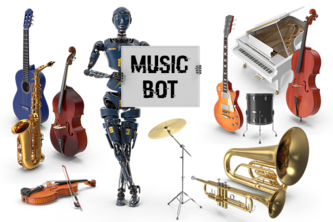 MusicBot for Amazon Alexa