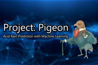 Project Pigeon: Dealing with Acid Rain
