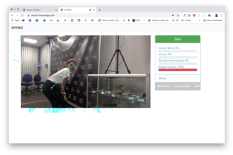 Vhysio: AI Physio for the Visually Impaired