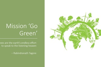 Mission - Go Green