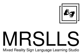 Mixed Reality Sign Language Learning Studio