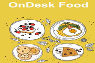 OnDesk Food Mobile Application