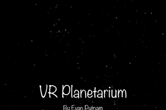 Virtual Reality Planetarium