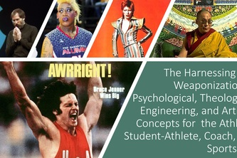 Harnessing-n-Weaponizing Psychological Concepts for Athletes