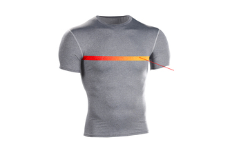 daCore: BLE CBT wearable T-shirt with microraiden