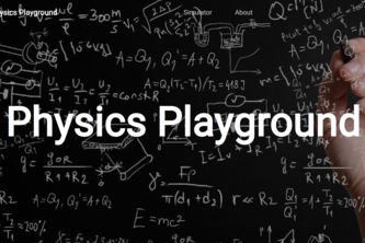 PhysicsPlaygroundU