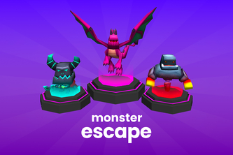 Monster Escape - Spark AR game Filter
