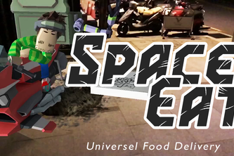 Space Eat -- Universel Food Delivery