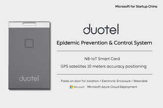duotel COVID-19 Epidemic prevention and control system