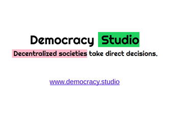 Democracy Studio