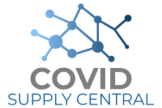 COVID Supply Central - Real-Time Hospital Supply Data Portal
