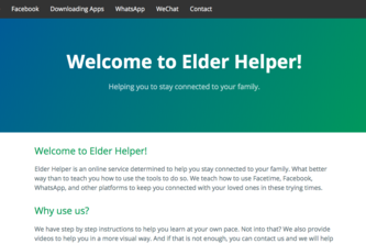 Elder Helper
