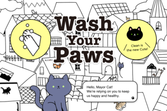 Wash Your Paws
