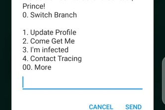 Contact Trace
