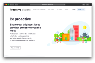 Proactive-citizens
