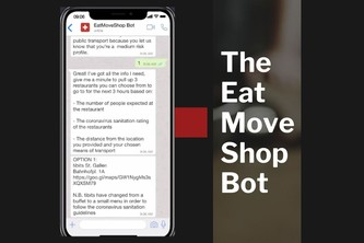 Eat Move Shop Bot