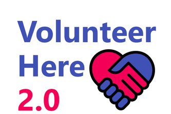 Volunteer Here 2.0