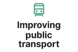 Improving public transport