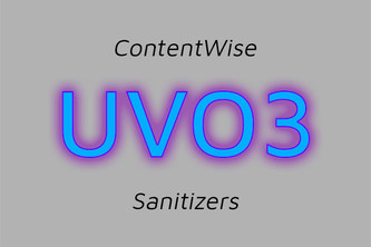 UVO3 scalable low-cost sanitizer