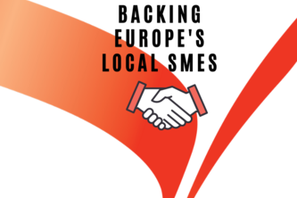 Backing Europe's local SMEs