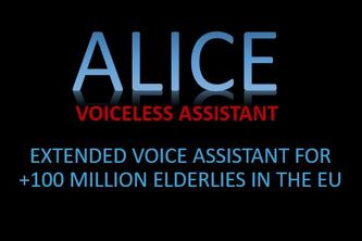 ALICE, Voiceless Assistant for Voice Asissitant Devices