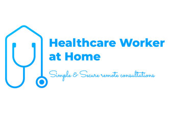 Healthcare Worker At Home